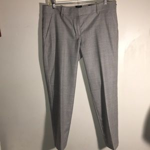 J CREW City Fit Skimmer Pants. Size 6